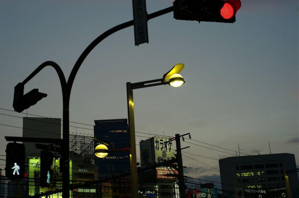 TOKYO BLUES / PEOPLE IN TOKYO
